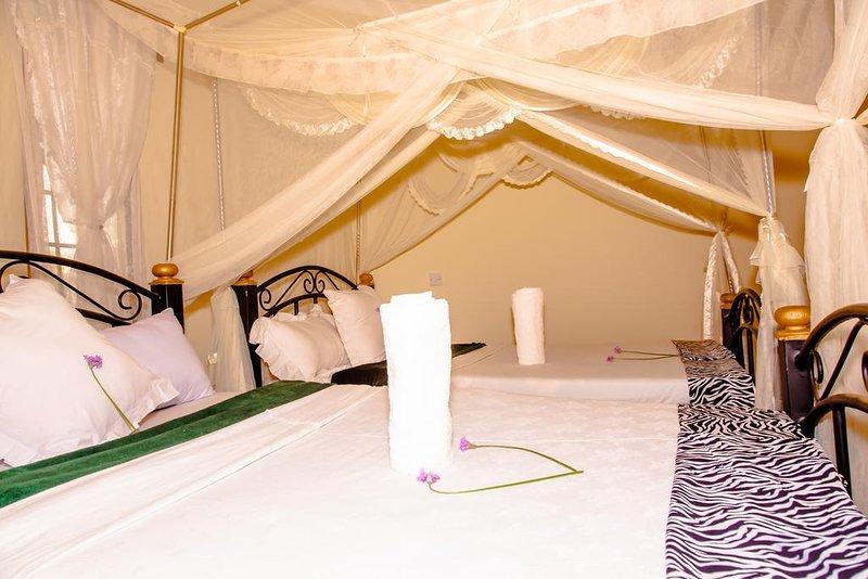Furaha Lodge Budget Twin Room 2, location de vacances à Kilala