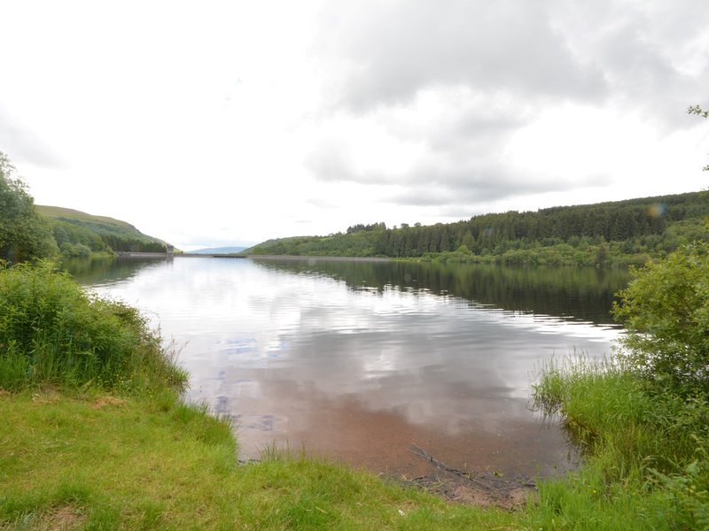 Set within the Beacons and idyllic reservoirs close by