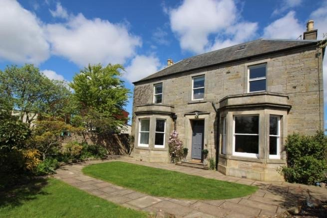 St Leonards House, Dairsie near St Andrews, vacation rental in St Michaels