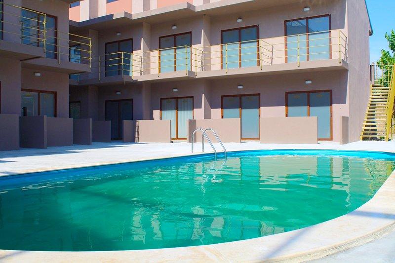 Palladium Sithonia - nouvel hôtel à Kalamitsi, Grèce