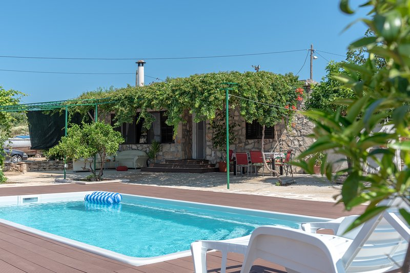 Perfect family getaway, holiday rental in Solta Island