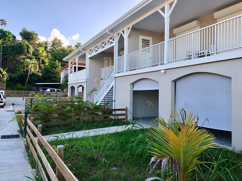 Nice apartment near the beach, vacation rental in Tartane