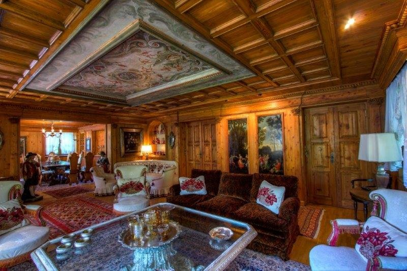 Villa Spiga Cortina, holiday rental in Province of Belluno