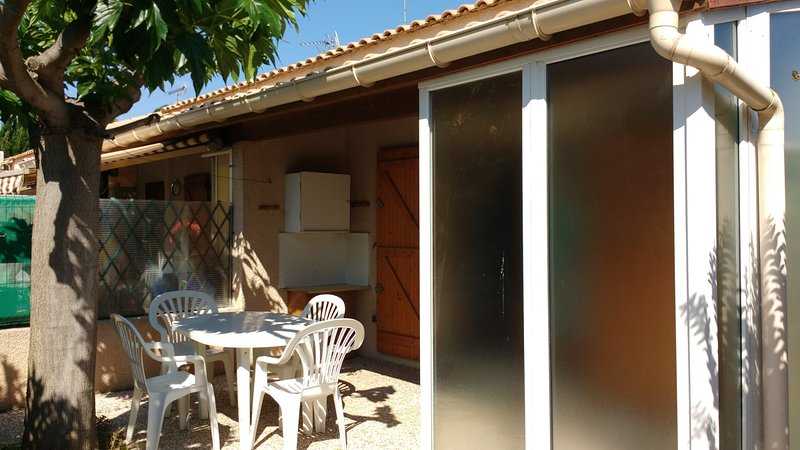 Beautiful house near the beach, holiday rental in Valras-Plage