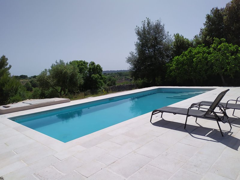Trullo Fragnelli, holiday rental in Calabrese