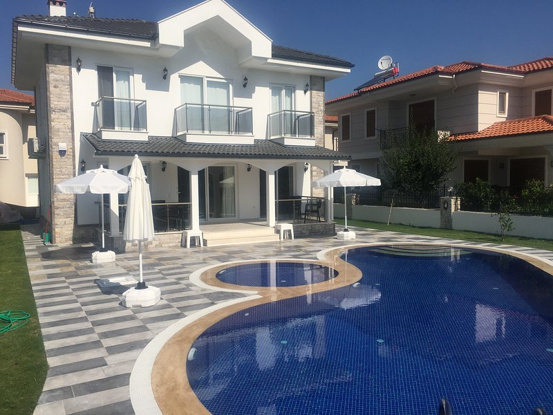 Newly built Private Villa with pool Dalyan - Villa Lords, holiday rental in Dalyan