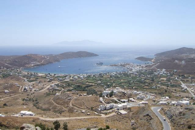 Alexis small villa with spectacular view, vacation rental in Serifos