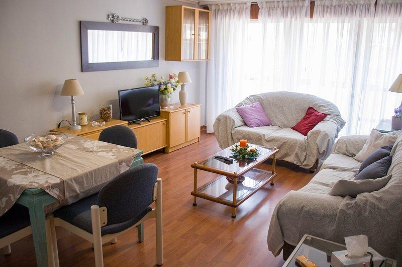 Piso en el centro de Pontevedra, vacation rental in A Lama