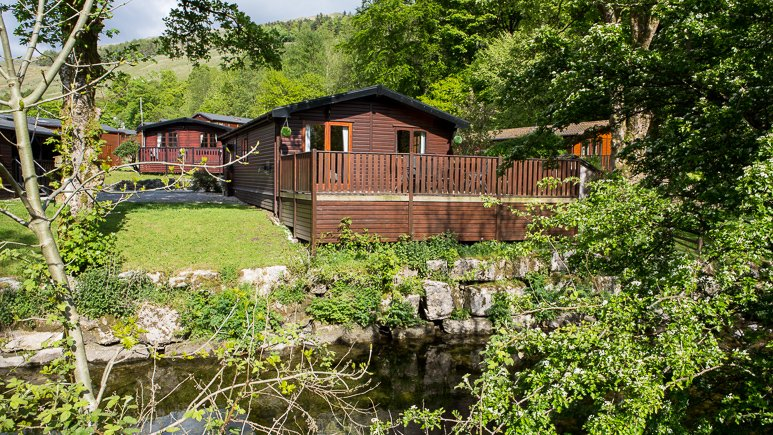 Jinnyspinner Lodge, Limefitt Holiday Park, holiday rental in Near Sawrey