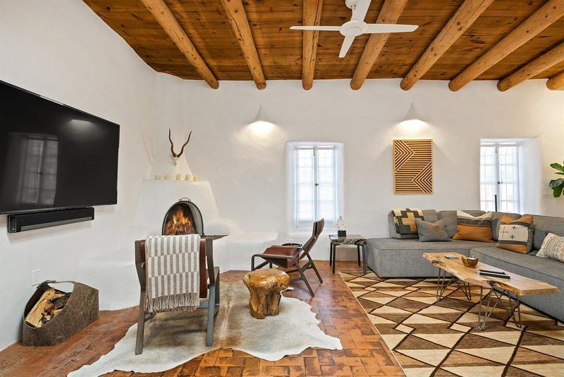 El Ocaso, holiday rental in Santa Fe