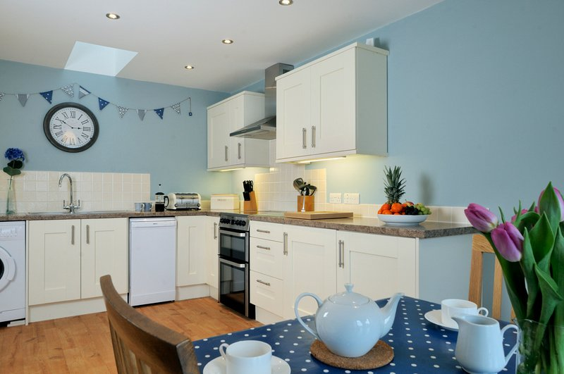 Fully Equipped Kitchen Diner