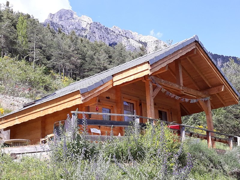 Mazot des Chevreuils, location de vacances à Alpes Maritimes