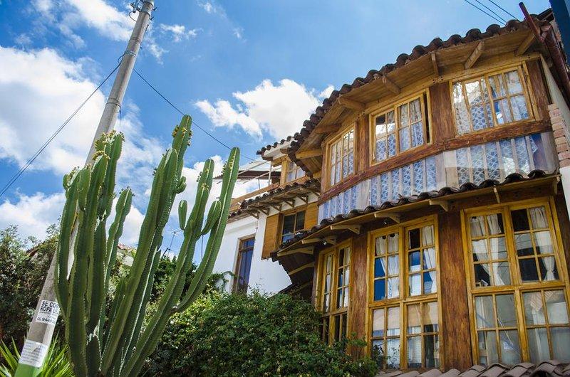 Cusco Wanchaq Bed & Breakfast, holiday rental in San Sebastian
