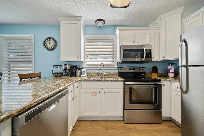 Beachwood Villas 11A   Playa Blanca-Kitchen