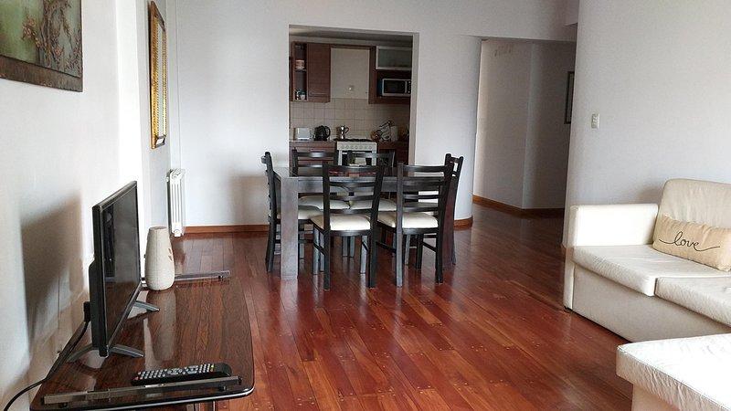 Hermoso 9no piso con en zona céntrica (con cochera), alquiler de vacaciones en La Plata