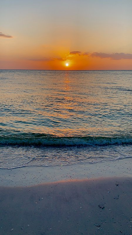 Beach Sunsets on North Captiva are second to none.  Join the nightly celebration and say goodbye.