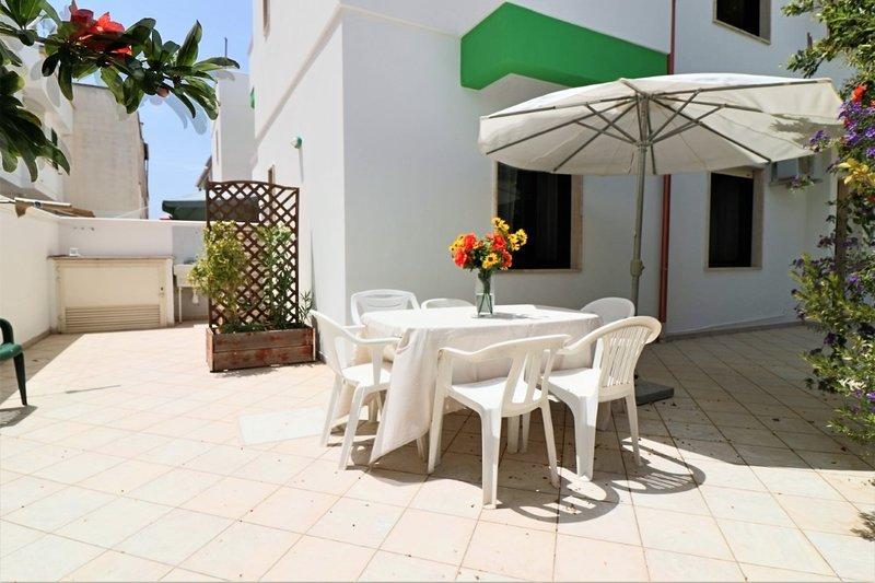 Holiday home Cicerone sul mare in Torre San Giovanni in Salento, location de vacances à Posto Rosso