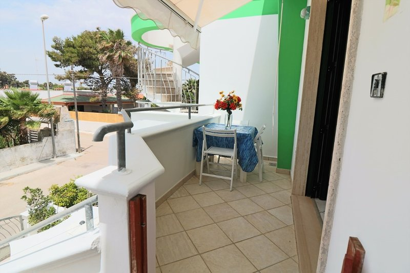 Ettore holiday home with sea view in Torre San Giovanni in Salento, location de vacances à Posto Rosso