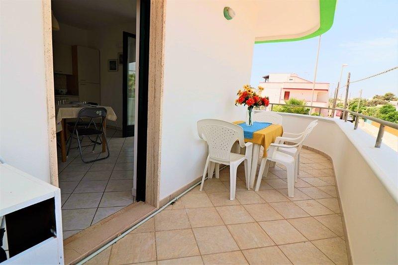 Augusto sea holiday home in Torre San Giovanni in Salento, location de vacances à Posto Rosso