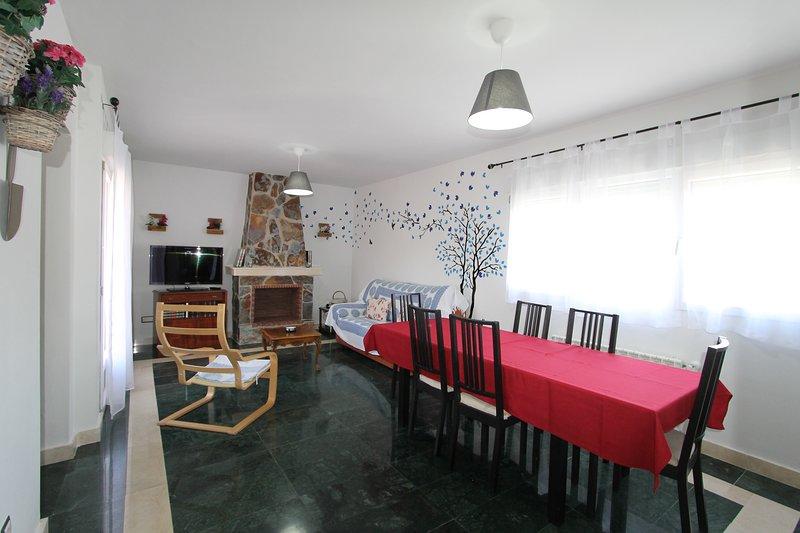 Casa Faisanes, Semanal, vacation rental in Sesena Nuevo