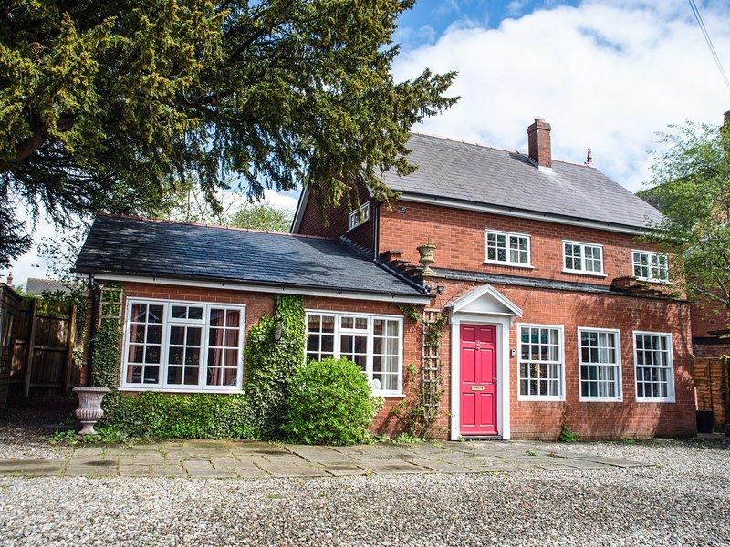Dorrington Court, Dorrington, holiday rental in Pontesbury
