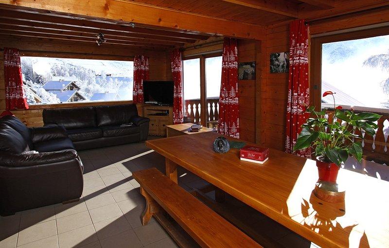 U zult genieten van de lichte en open leefruimte, ideaal om te ontspannen na een geweldige dag.