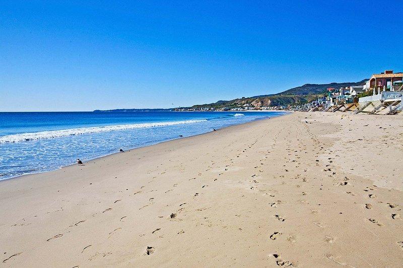 Santa Monica, Venice & Malibu Beach
