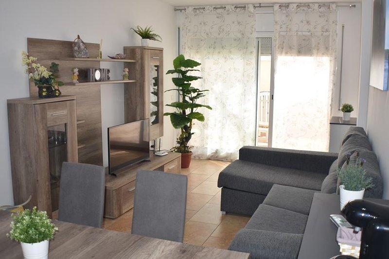 Apartamento Turistico Aube, aluguéis de temporada em Amposta