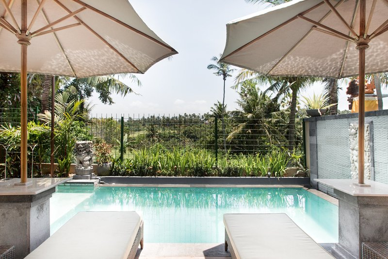 Newly Built 2BR Villa in Sukawati, near Beach and easy access to UBUD, holiday rental in Saba