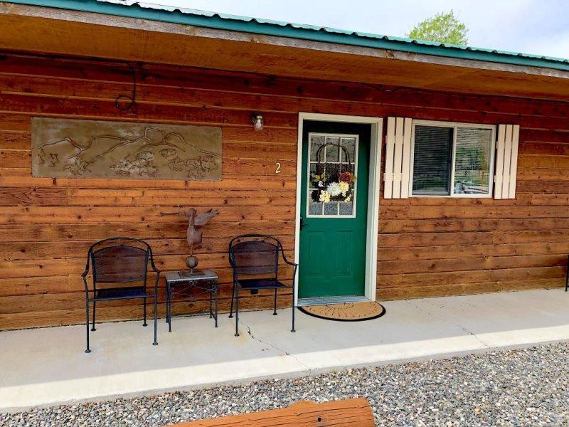 Creek Side Cabin #2, vacation rental in Wapiti