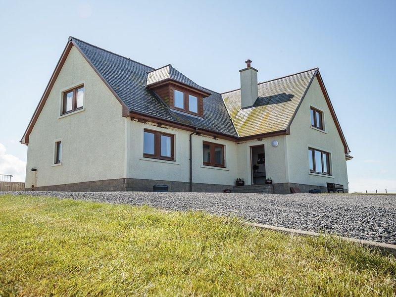 Corsewall Castle Farm Lodges, Kirkcolm, vacation rental in Cairnryan
