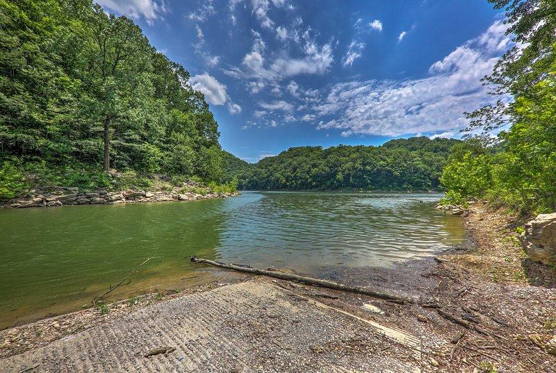 Lake Access | Half Mile Away