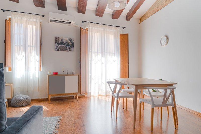 BAJA FLAT, holiday rental in Valencia