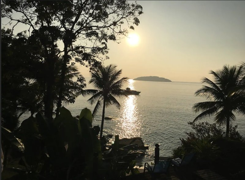 Villa Rossi - Ilha do Araujo., holiday rental in Paraty