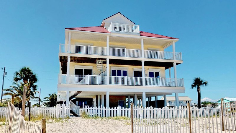 Beach Buzz UPDATED 2019: 6 Bedroom House Rental in St  George Island
