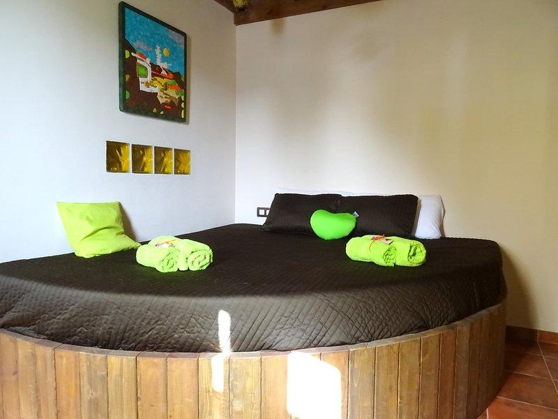 Apartamento Panu con Jacuzzi en La Asomada, holiday rental in La Geria