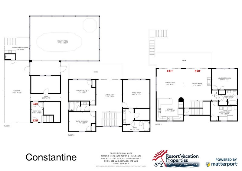 Constantine UPDATED 2019: 4 Bedroom House Rental in St