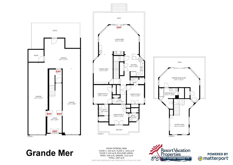 Grande Mer UPDATED 2019: 4 Bedroom House Rental in St