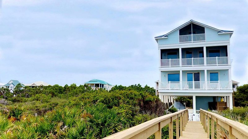 Rest Assured, location de vacances à St. George Island
