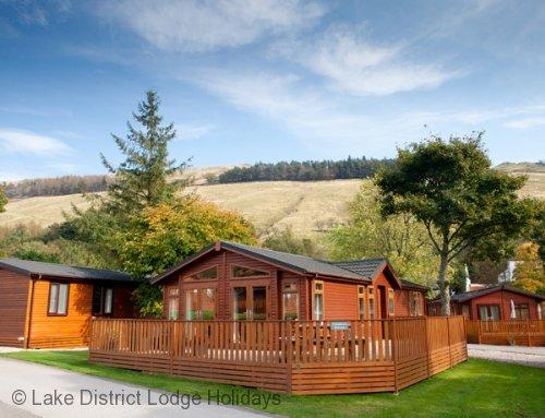 Troutbeck Retreat Lodge, Limefitt Holiday Park, holiday rental in Near Sawrey