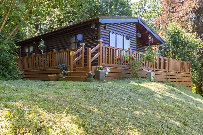 Esk Pike Lodge, White Cross Bay Holiday Park, location de vacances à Windermere