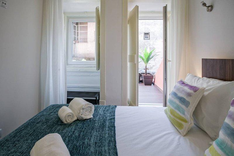 Dormitorio 2 + Terraza Entrada + Detalles