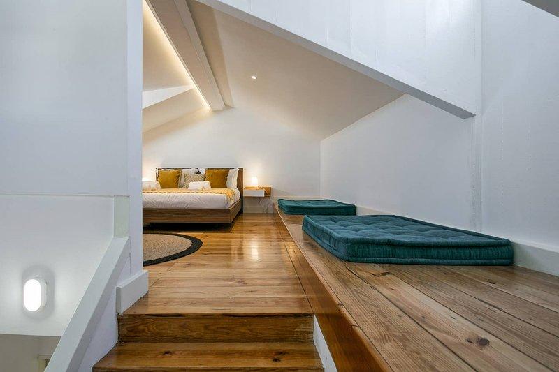 Bedroom 2 - Duplex