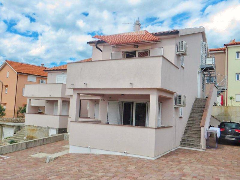 ANA 4 - Apartment für 4 Personen mit Meerblick -  200 m vom Meer, aluguéis de temporada em Klimno