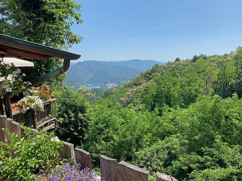 House Rosetta, a peaceful place with amazing view, holiday rental in Pascoso