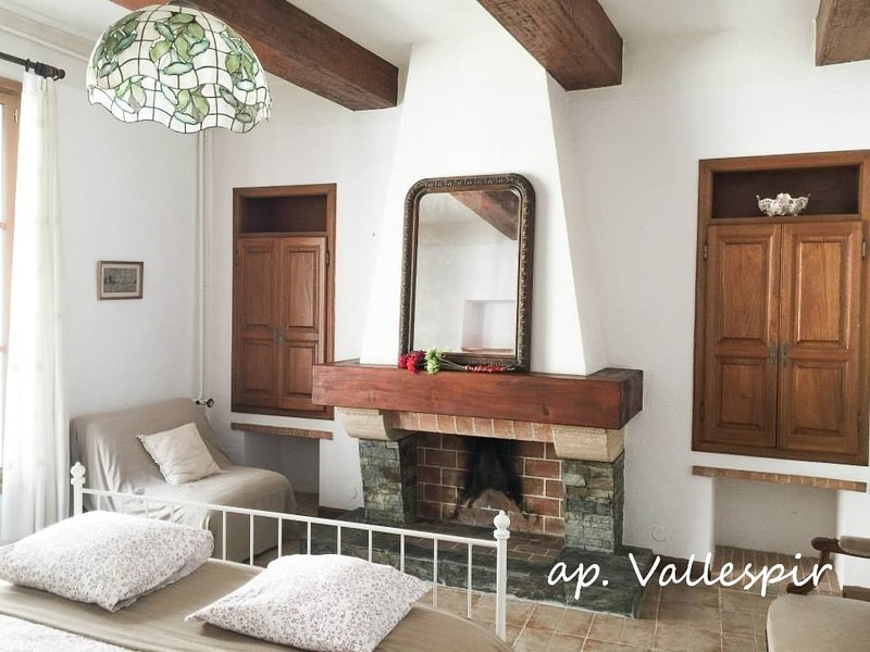 Mar y montaña, casa sostenible a 10 minutos de la frontera española para grupo., holiday rental in Les Hauts de Ceret