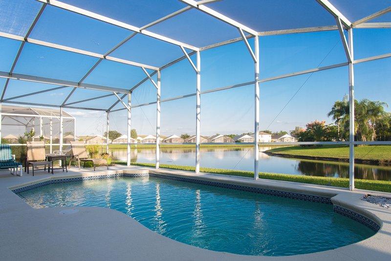 Blue Lagoon Villa, casa vacanza a Intercession City