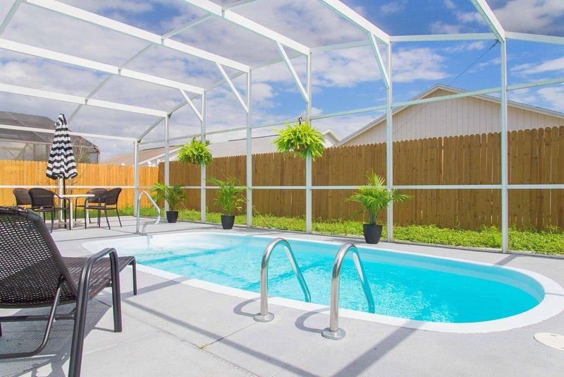 Summer Point Villa, casa vacanza a Intercession City