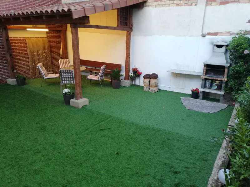 Casa en Soria, vacation rental in Lubia