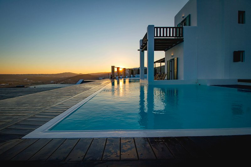 The most stylish Mediterrenean villa., holiday rental in Ftelia